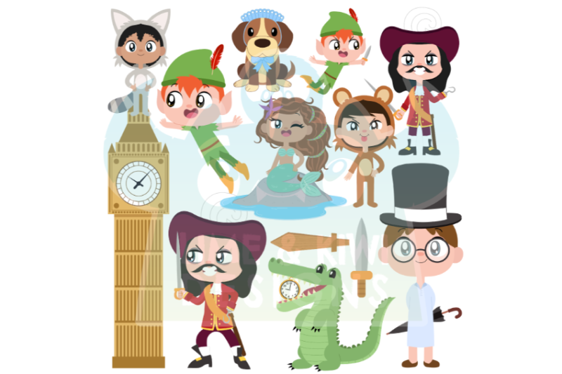 peter-pan-clipart-lime-and-kiwi-designs
