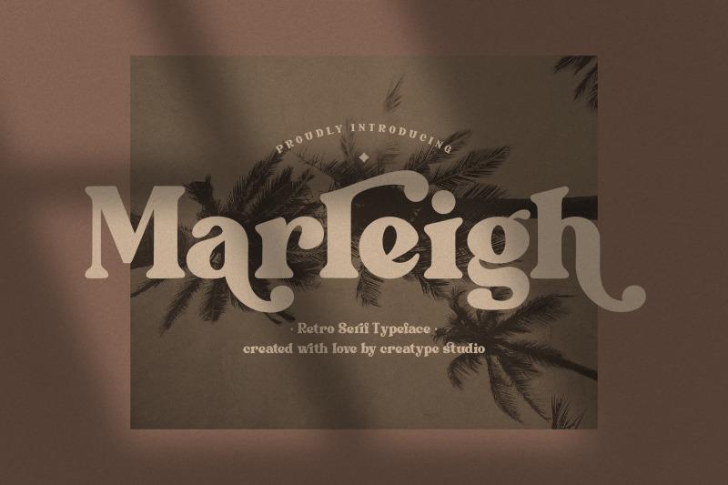 marleigh-retro-serif