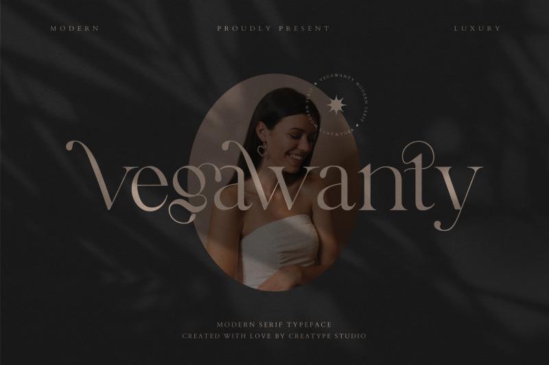vegawanty-modern-serif
