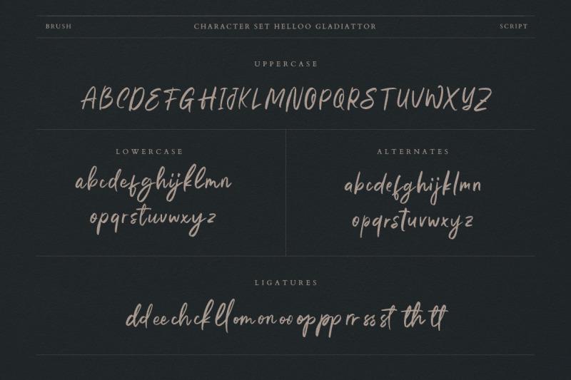 helloo-gladiattor-brush-script