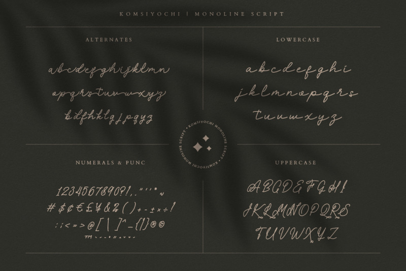 komsiyochi-monoline-script