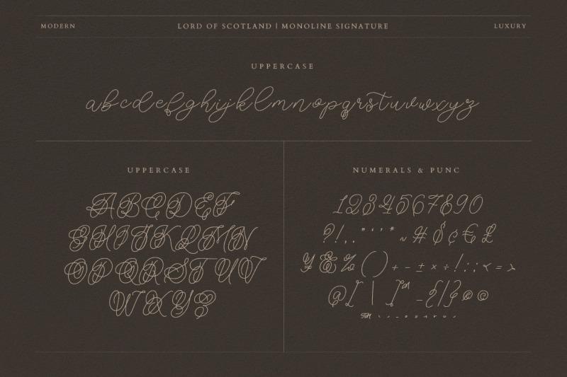 lord-of-scotland-monoline-signature