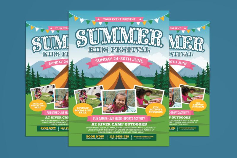 summer-kids-camp-flyer