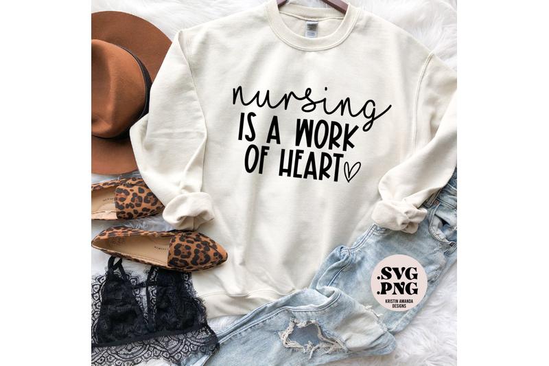 nursing-is-a-work-of-heart