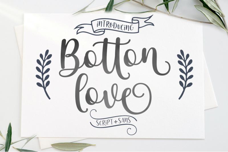botton-love-script-font-duo