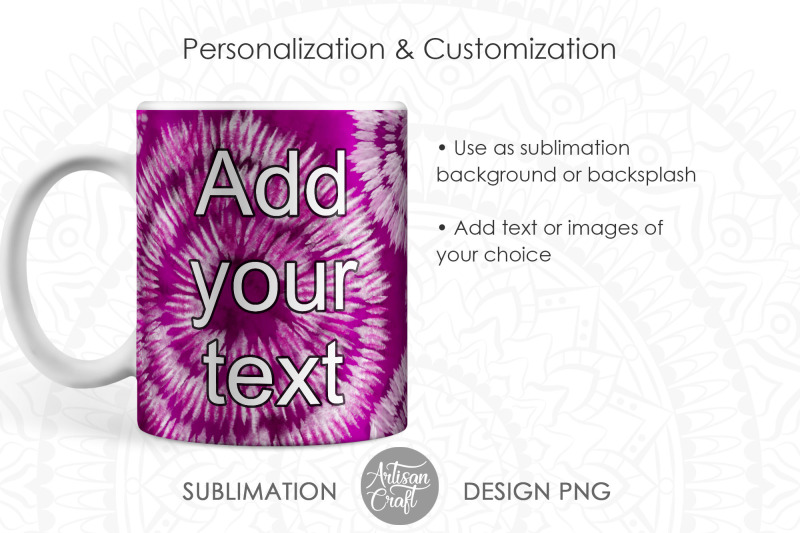 tie-dye-mug-sublimation-designs-silver-gold-rhinestones
