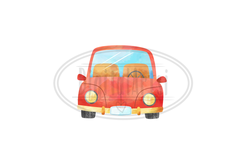 watercolor-travel-clipart