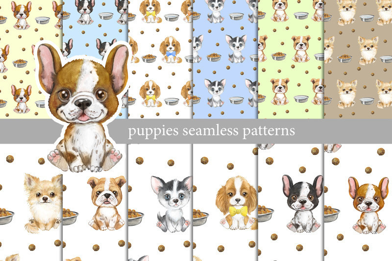 seamless-patterns-with-puppies-kids-cute-pattern-pattern-with-dogs