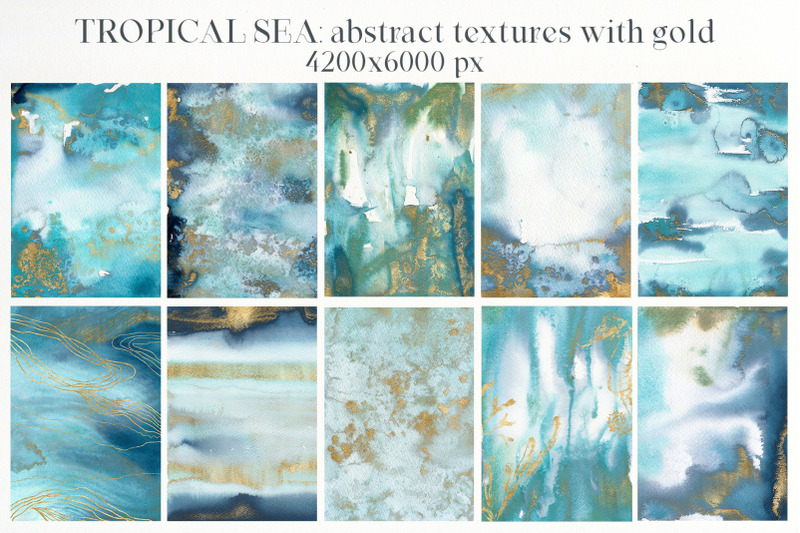 tropical-sea-watercolor-ocean-animals-amp-amp-abstract-blue-textures