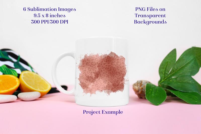 sublimation-png-designs-rose-gold-leopard-print-images