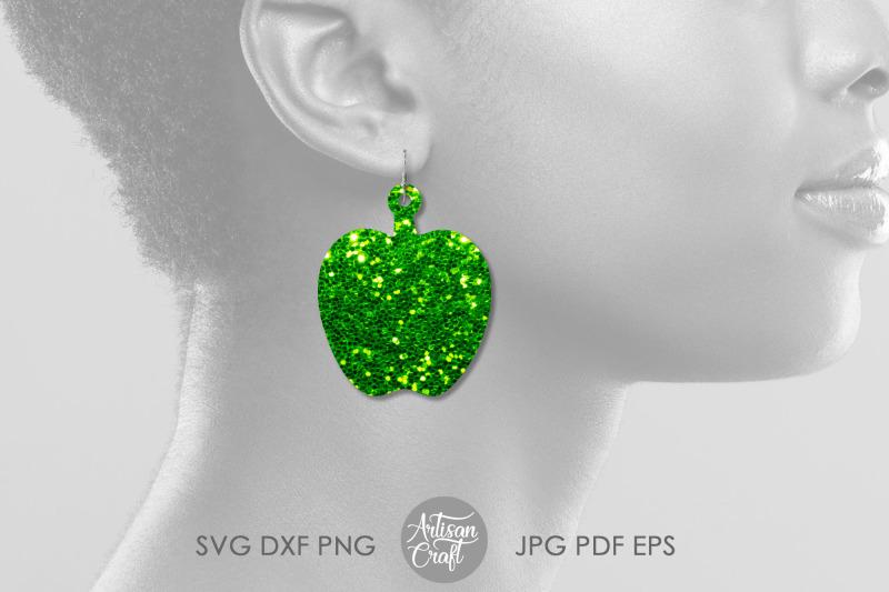 apple-earrings-teacher-jewelry-earrings-svg