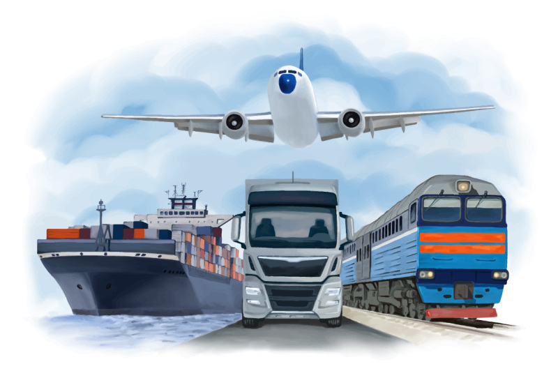 transports-cargo-hand-painting