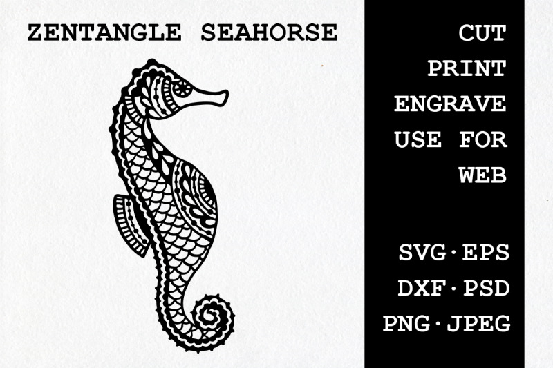 zentangle-seahorse-svg-dxf-eps-psd-png-jpeg