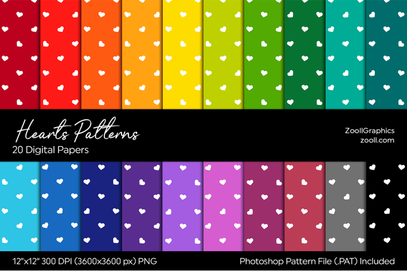 hearts-digital-papers