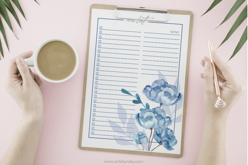 working-from-home-planner-indigo-edition