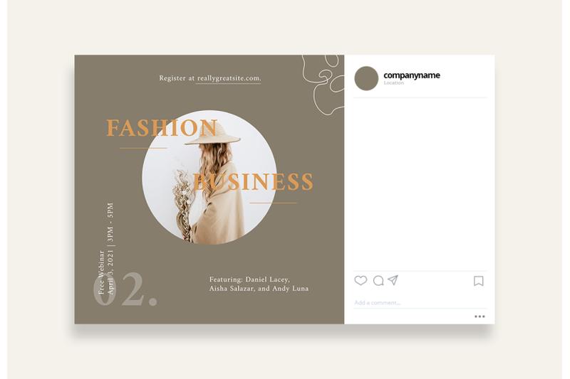 webinar-instagram-template