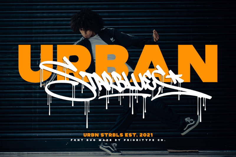 urban-starblues-font-duo