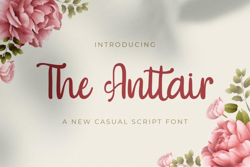 the-anttair-handwritten-font