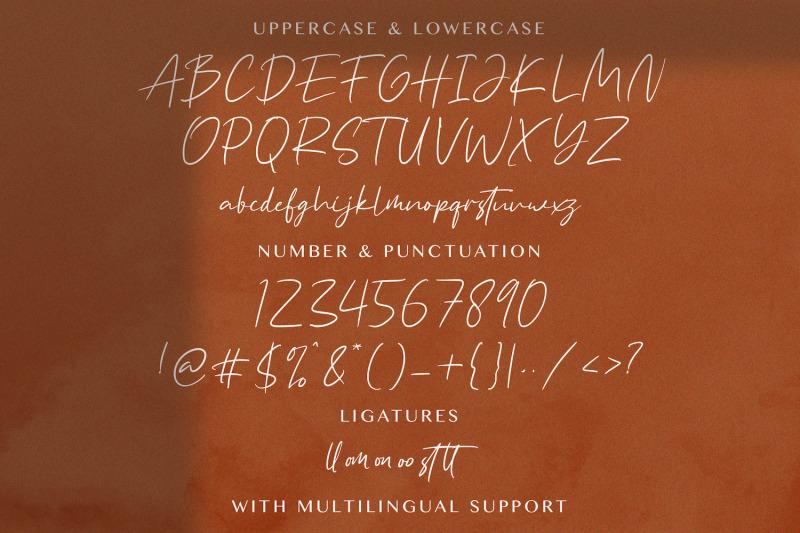 angin-senja-handwritten-font