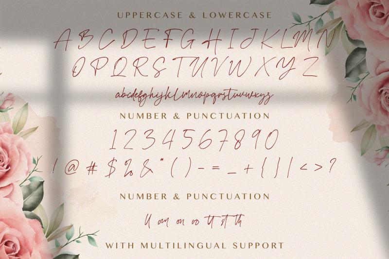attang-script-handwritten-font
