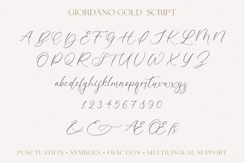 giordano-gold