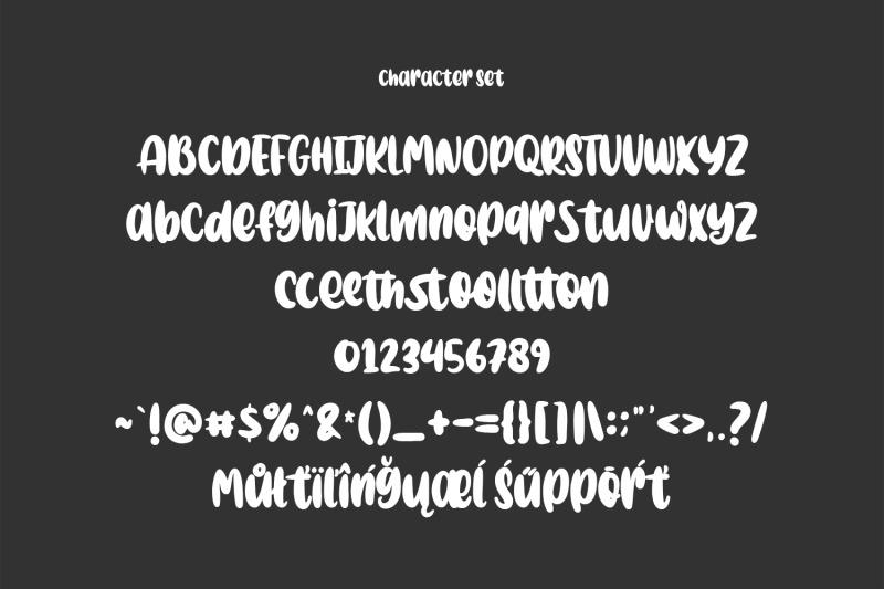 caberolla-handwritten-font