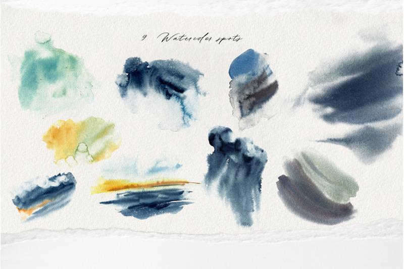 fall-magic-watercolor-collecion
