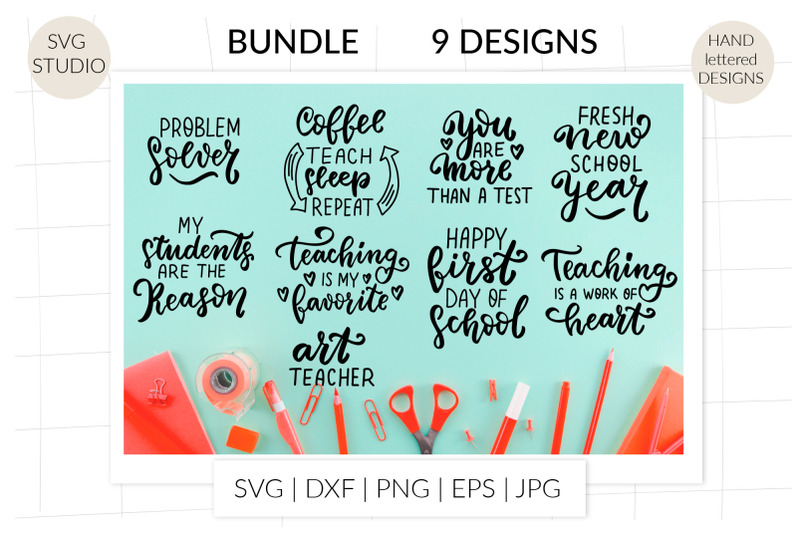 teacher-shirt-svg-bundle-teaching-quote-svg-teacher-svg-hand-letteri