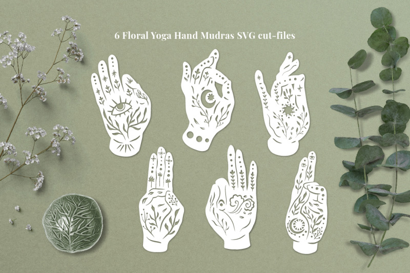 floral-yoga-hand-mudras-svg-cut-files