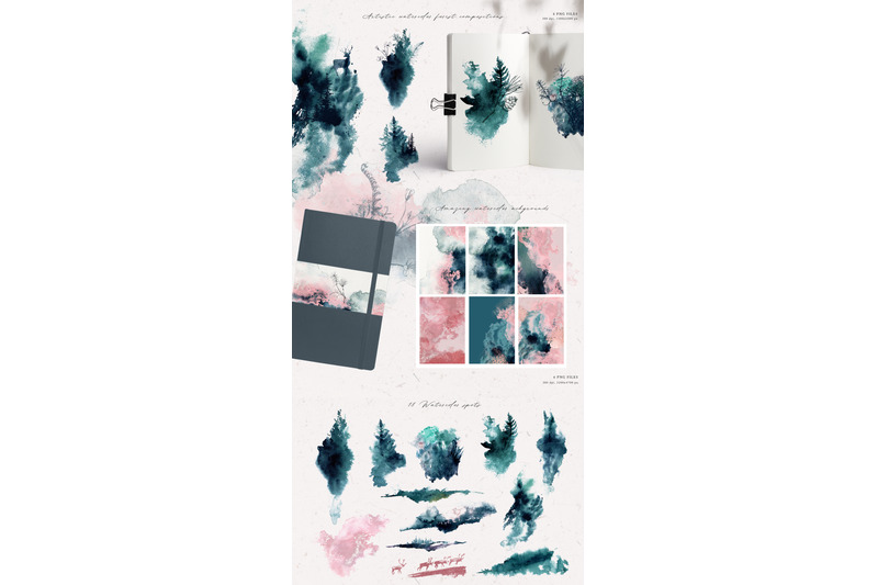 taiga-graphic-collection