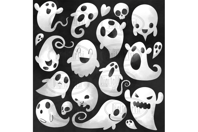 watercolor-ghost-clipart