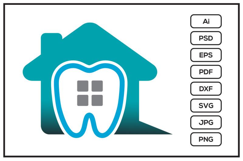 pediatric-dentistry-logo-design-illustration