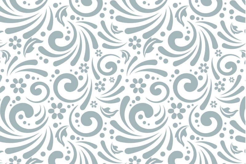 set-of-floral-seamless-patterns