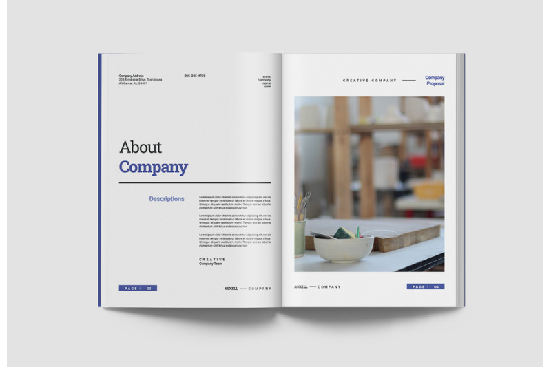 auxell-elegant-business-proposal