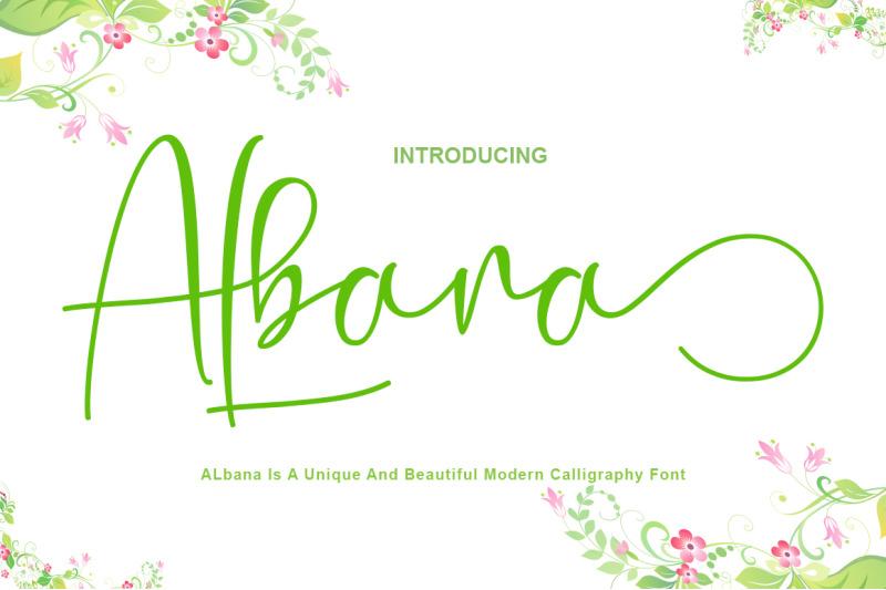 albana