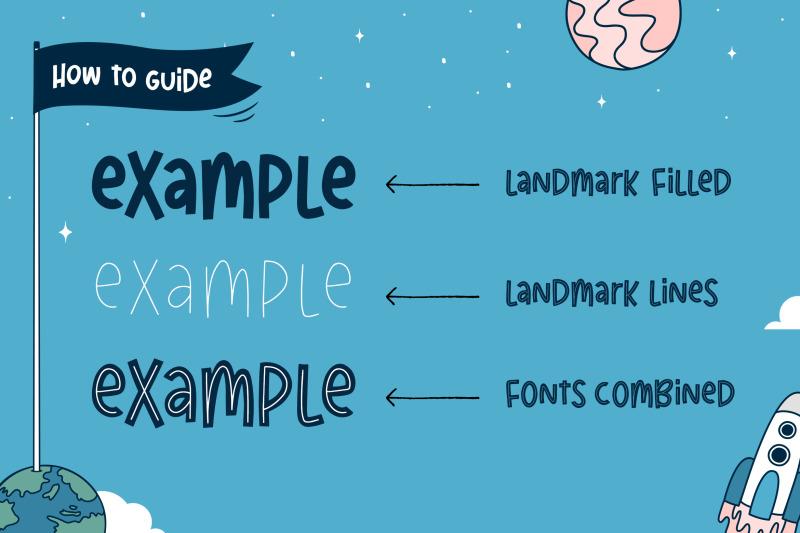 landmark-font-kids-fonts-fun-fonts-handwritten-fonts