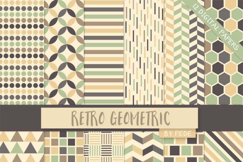 retro-geometric-paper-pack