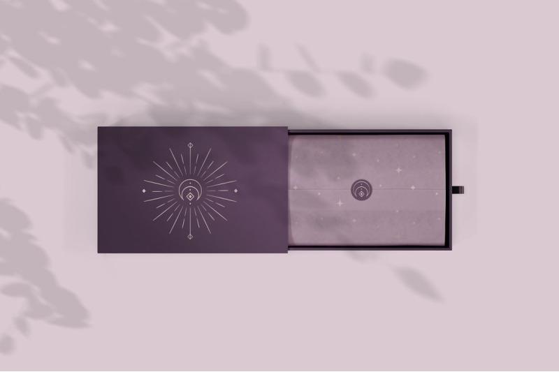 divine-beauty-logo-design-elements-esoteric-mystic-symbols-tattoo
