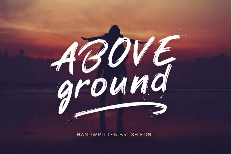 above-ground