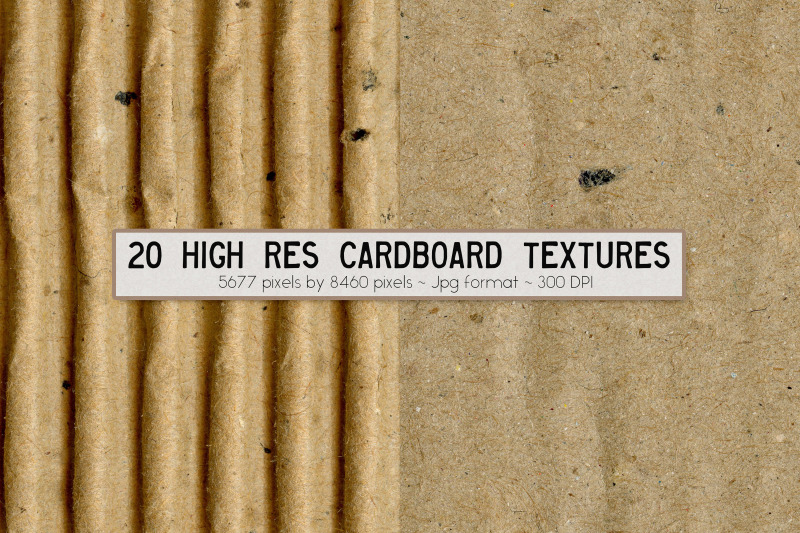 cardboard-collection-textures