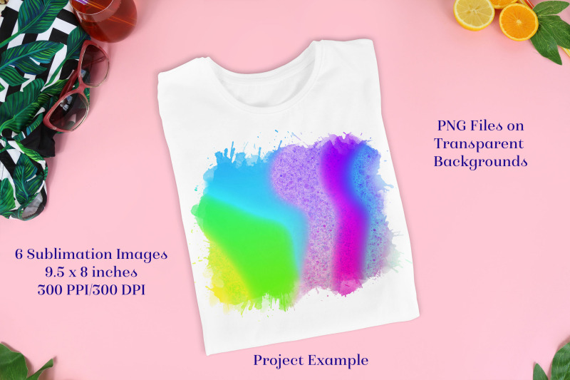 sublimation-png-designs-speckled-rainbow-streaks-designs