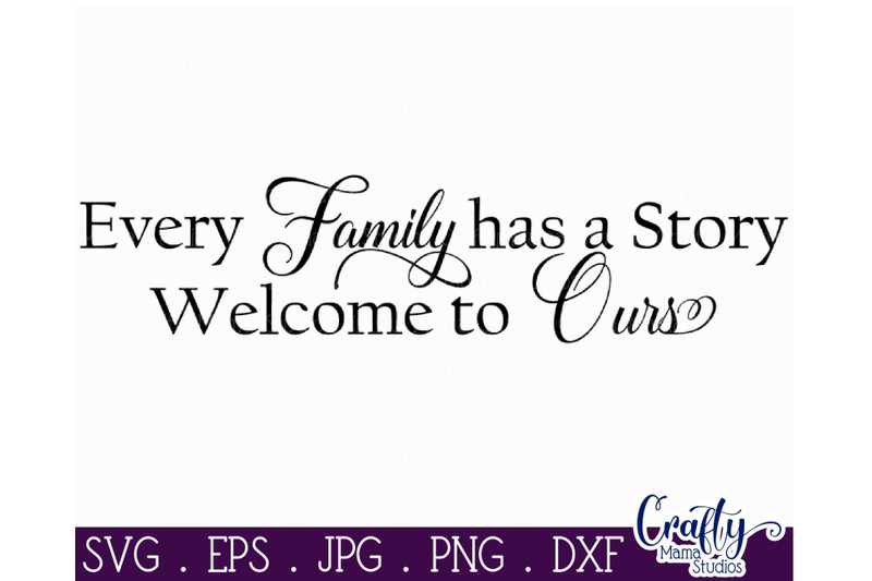 home-sign-svg-farmhouse-svg-every-family-has-a-story