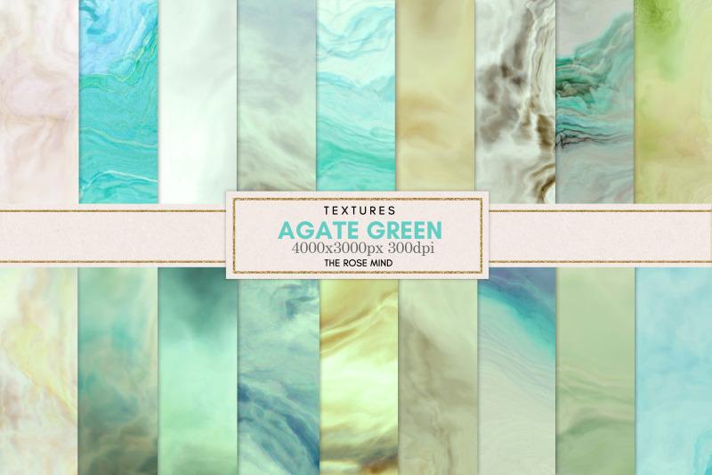 agate-green