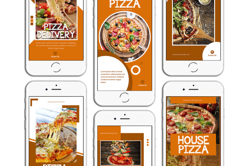 pizza-food-instagram-story-template