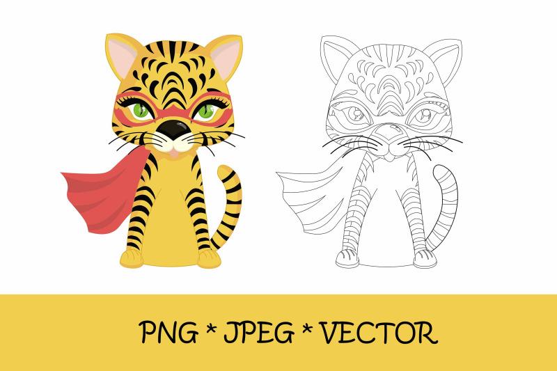 tiger-coloring-page-symbol-of-2022-png-jpeg-eps