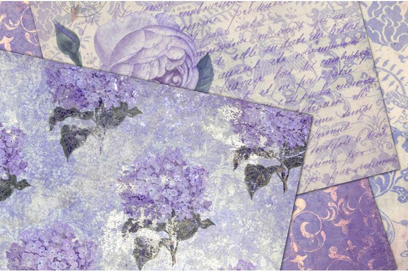 purple-vintage-shabby-chic
