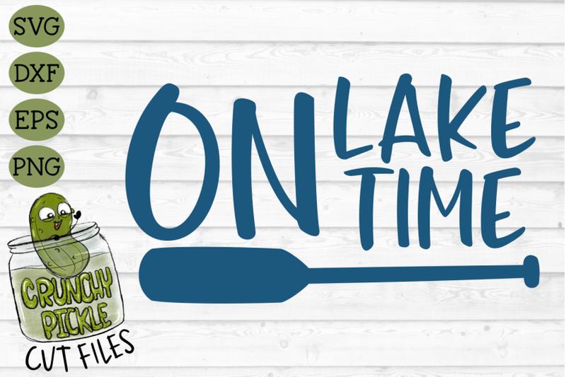 on-lake-time-svg-cut-file
