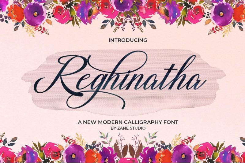 reghinatha-script