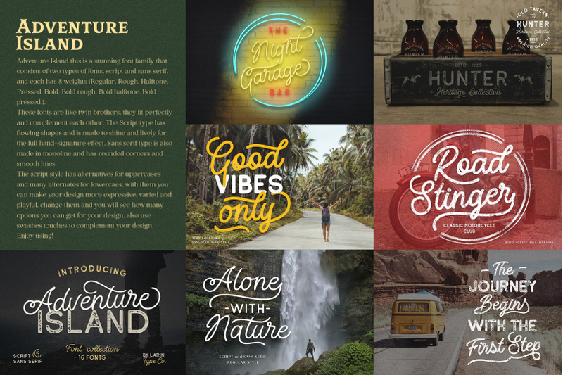 vintage-font-bundle
