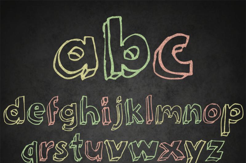 chalkboard-alphabet-clipart-digital-chalk-letters